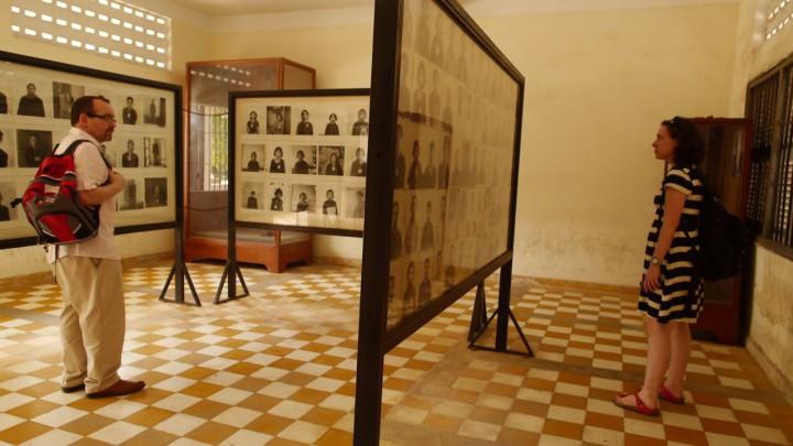 Cambodia Exhibition