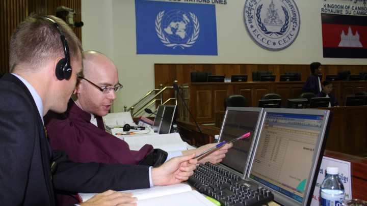 Cambodia UN meeting