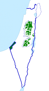 Palestinian National Authority within Israel