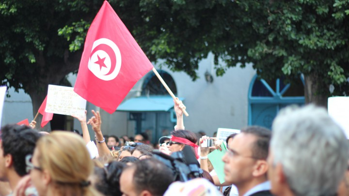 Tunisia rally https://www.flickr.com/photos/nystagmus/8048155757